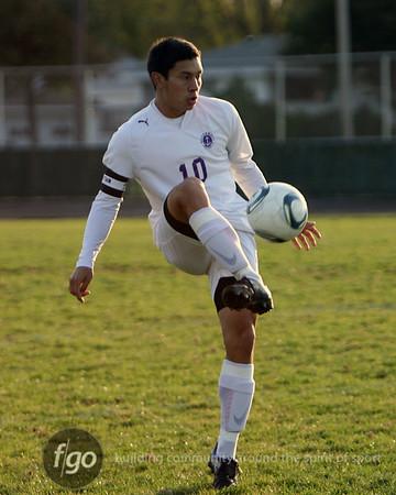 Hopkins v Minneapolis Southwest Boys Soccer Section 6AA Quals - 10-13-11