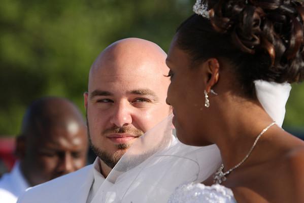 Tanesha and Christopher