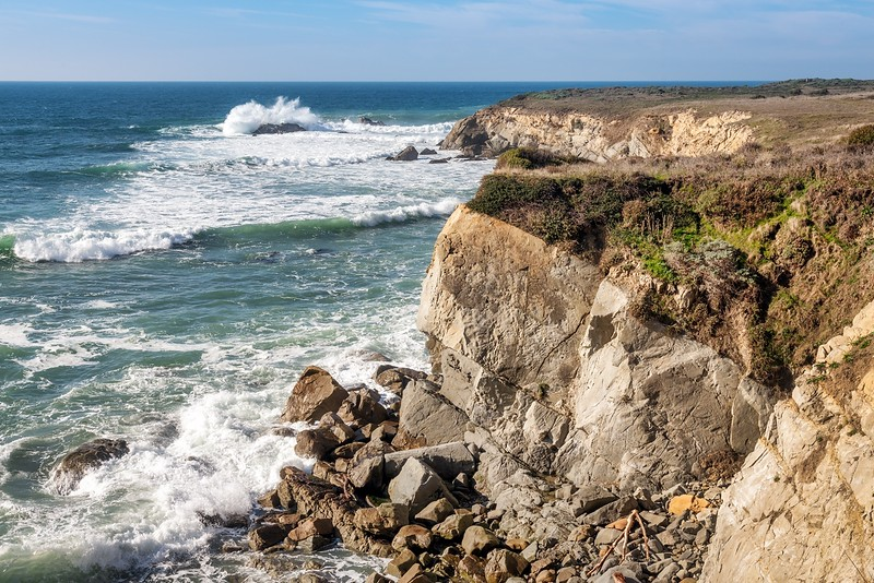 Just Steps Away from the Bluff Trail