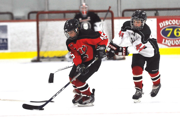 Westfield Youth Hockey practice