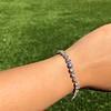 9.50ctw Round Brilliant Diamond Tennis Bracelet 50