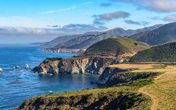 California Pacific Landscapes