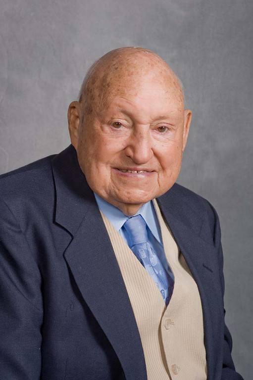 . This undated image made available by Chick-fil-A shows Truett Cathy. (AP Photo/Chick-fil-A)