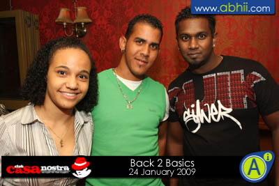 Casa - 24th January 2009