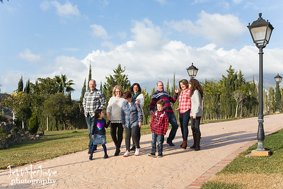Claire and Family Photography Session, Full Gallery- Mijas Costa