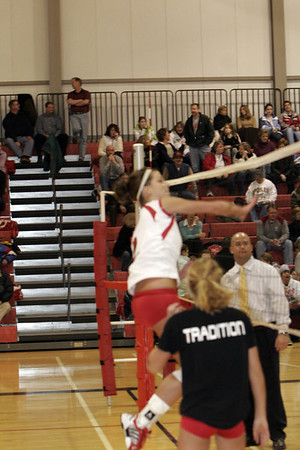 Girls Varsity Volleyball - 2006-2007 - 1/25/2007 Spring Lake