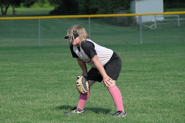 Abby's Softball Game May 31