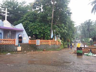 Palavayal Thayyeni Macadam Road