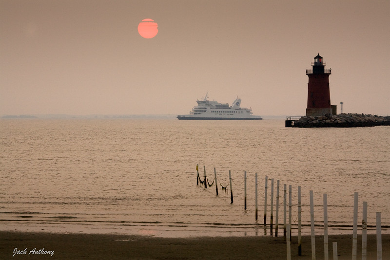 Delaware - Cape May Ferry, Delaware