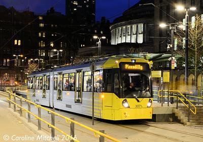Manchester Metrolink 2016