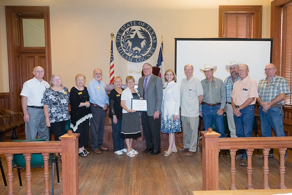 Milam County Historical Commission