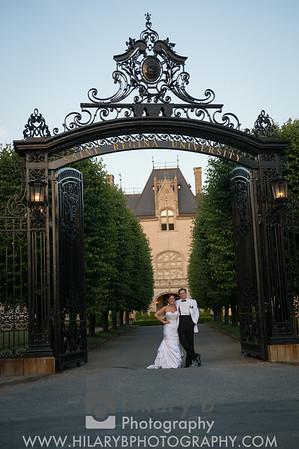Sarah & Sam Watson, Ochre Court, Newport RI