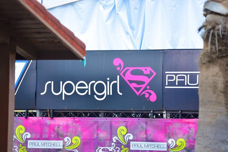 Super Girl Sign