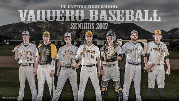El Capitan Baseball 2017