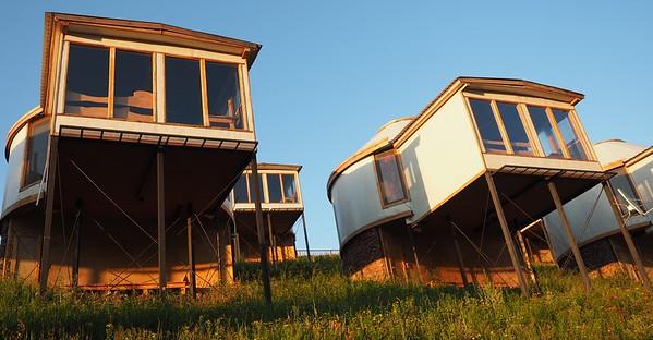 Luxury Yurt Camp