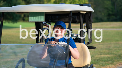 Girls Golf at Blacklick (Senior Night)