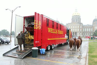 Iowa State Fair Parade  - 8/6/2014