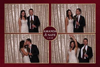 Amanda and Nate's Wedding