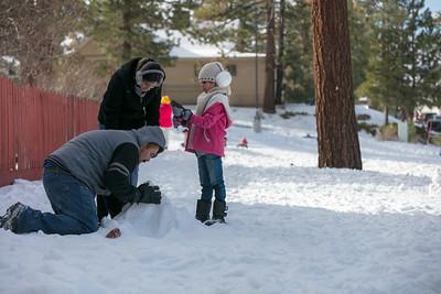 12-26-18 Big Bear Snow Day