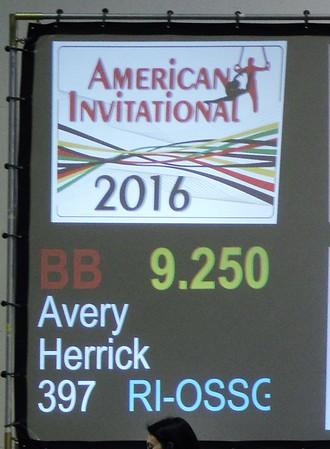 American Invitational - 2016