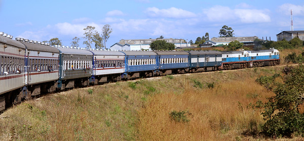 Tanzania Zambia Railways (2)