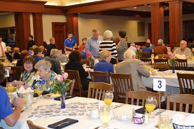 Senior Grandparents Breakfast 2014