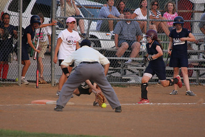 STA DPL Softball 6th Grade Playoff (5/23/2008)