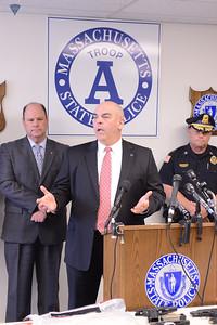 Troop A Narcotics Press Conference - 062915