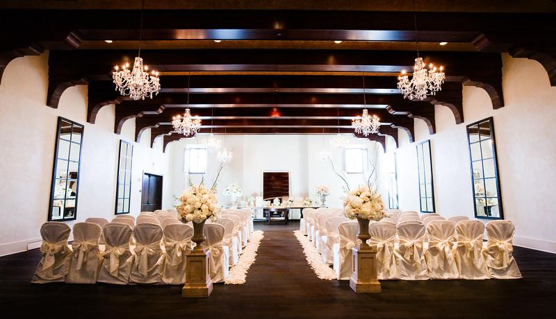 Wedding at the Montelucia Resort in Scottsdale, Arizona.