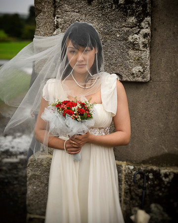 Front page wedding