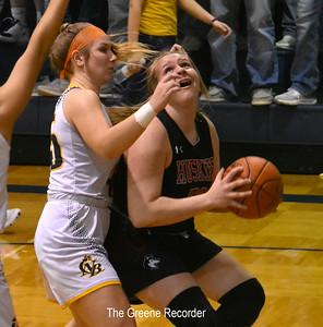 Basketball vs N-P Senior Night