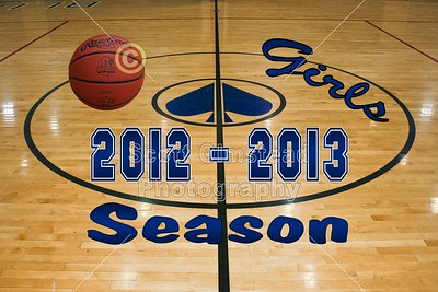 2012 - 2013 Girl's Basketball