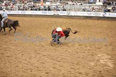 Steer Wrestling Friday Sept 21