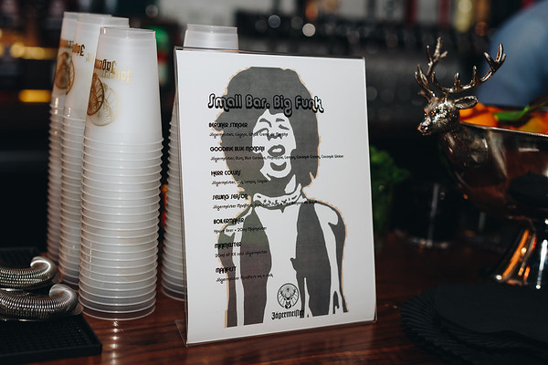 Small Bar (Jagermeister) - 3.4.19