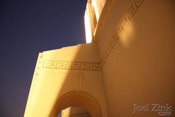 Griffith Observatory at Twilight