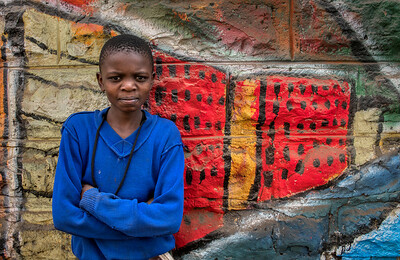 The Children Of Mathare Valley, Kenya