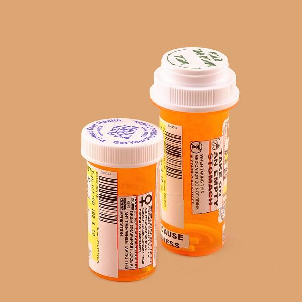 Pill Bottles, Small, Tan Bkgd-XT1B1187.jpg