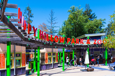 San Jose--Happy Hollow Park and Zoo