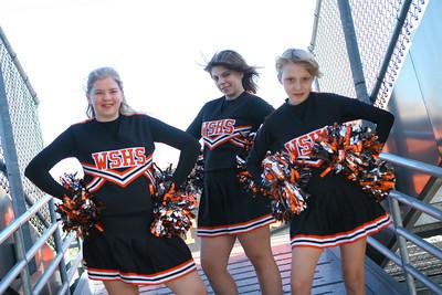 West Salem Cheerleaders FBC10