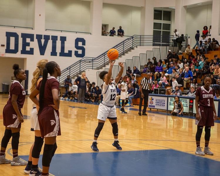 Coffee Vs Tift County Basketball 2019 All photos copyright Shine Rankin Jr./SGSN