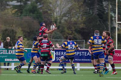Cheltenham Rugby V Clevedon Rugby
