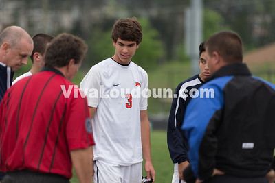Boys Soccer: Tuscarora at Briar Woods 5.14.14 (by Chas Sumser)