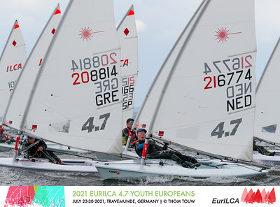 2021 EurILCA 4.7 Youth Championships