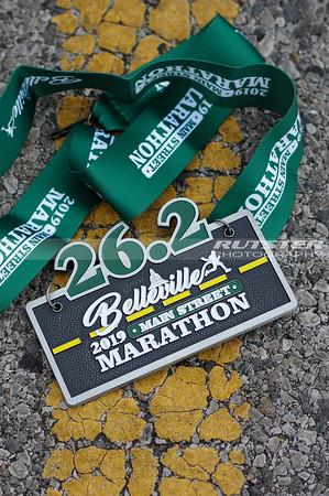 2019 Fourth Annual Belleville Main Street Marathon