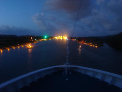 CRUISE ALBUM #4 - Port 3, Panama Canal + onboard shenanigans!