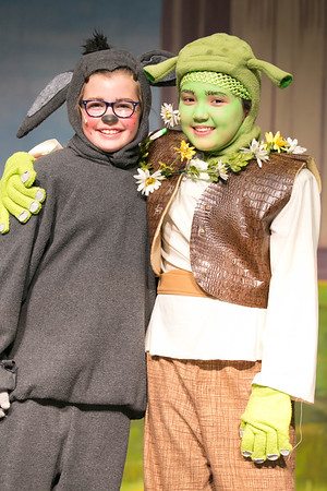 Shrek Jr. The Musical - Swamp Cast