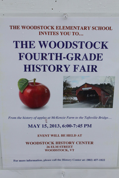 Woodstock History Fair