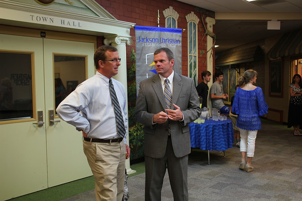 2014 Benton Roland Reception