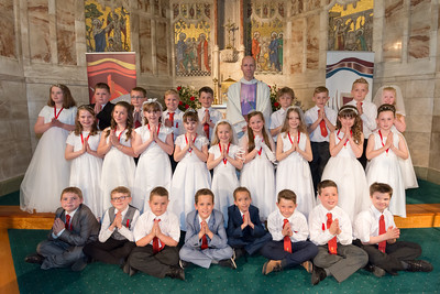ST BERNADETTES COMMUNION 2016