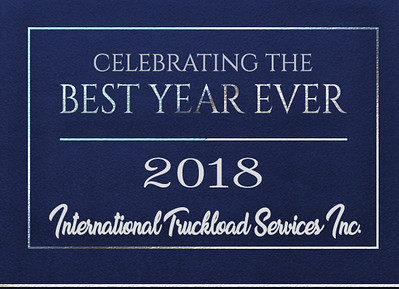 07-12-2018 ~ International Truckload Services Inc.